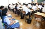 令和元年度体験入学<春日南中学校>【27】