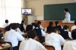 令和元年度体験入学<春日南中学校>【28】