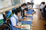 令和元年度体験入学<春日南中学校>【29】