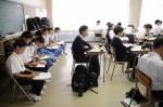 令和元年度体験入学<春日南中学校>【32】