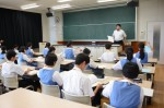 令和元年度体験入学<春日南中学校>【43】