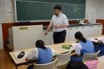 令和元年度体験入学<春日南中学校>【45】
