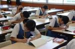令和元年度体験入学<春日南中学校>【48】