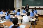 令和元年度体験入学<春日南中学校>【52】