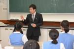令和元年度体験入学<春日南中学校>【53】