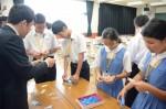 令和元年度体験入学<春日南中学校>【61】