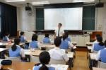 令和元年度体験入学<春日南中学校>【64】