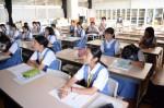 令和元年度体験入学<春日南中学校>【71】