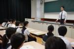 令和元年度体験入学<宮竹中学校>【8】