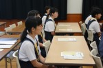 令和元年度体験入学<宮竹中学校>【9】
