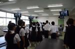 令和元年度体験入学<宮竹中学校>【16】