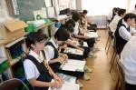 令和元年度体験入学<宮竹中学校>【36】