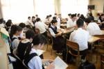 令和元年度体験入学<宮竹中学校>【39】