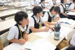 令和元年度体験入学<宮竹中学校>【49】
