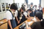 令和元年度体験入学<宮竹中学校>【66】