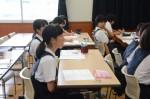 令和元年度体験入学<宮竹中学校>【84】