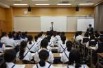 令和元年度体験入学<那珂川中学校・天拝中学校・二日市中学校>【7】