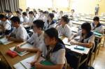 令和元年度体験入学<那珂川中学校・天拝中学校・二日市中学校>【14】