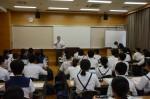 令和元年度体験入学<那珂川中学校・天拝中学校・二日市中学校>【16】