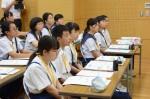令和元年度体験入学<那珂川中学校・天拝中学校・二日市中学校>【18】