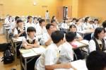 令和元年度体験入学<那珂川中学校・天拝中学校・二日市中学校>【19】