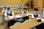 令和元年度体験入学<那珂川中学校・天拝中学校・二日市中学校>【20】