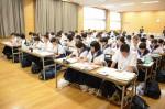 令和元年度体験入学<那珂川中学校・天拝中学校・二日市中学校>【23】