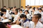令和元年度体験入学<那珂川中学校・天拝中学校・二日市中学校>【24】
