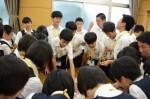 令和元年度体験入学<那珂川中学校・天拝中学校・二日市中学校>【29】