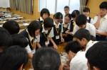 令和元年度体験入学<那珂川中学校・天拝中学校・二日市中学校>【31】
