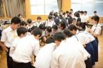 令和元年度体験入学<那珂川中学校・天拝中学校・二日市中学校>【32】