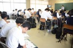 令和元年度体験入学<那珂川中学校・天拝中学校・二日市中学校>【38】