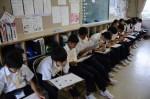 令和元年度体験入学<那珂川中学校・天拝中学校・二日市中学校>【39】