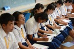 令和元年度体験入学<那珂川中学校・天拝中学校・二日市中学校>【52】