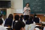 令和元年度体験入学<那珂川中学校・天拝中学校・二日市中学校>【57】