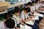 令和元年度体験入学<那珂川中学校・天拝中学校・二日市中学校>【60】