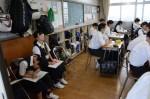 令和元年度体験入学<那珂川中学校・天拝中学校・二日市中学校>【62】
