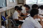 令和元年度体験入学<那珂川中学校・天拝中学校・二日市中学校>【63】