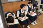 令和元年度体験入学<那珂川中学校・天拝中学校・二日市中学校>【65】