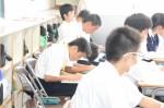 令和元年度体験入学<那珂川中学校・天拝中学校・二日市中学校>【66】