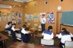令和元年度体験入学<那珂川中学校・天拝中学校・二日市中学校>【67】