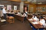 令和元年度体験入学<那珂川中学校・天拝中学校・二日市中学校>【68】