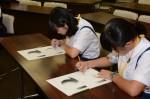 令和元年度体験入学<那珂川中学校・天拝中学校・二日市中学校>【71】