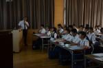 令和元年度体験入学<那珂川中学校・天拝中学校・二日市中学校>【74】