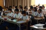 令和元年度体験入学<那珂川中学校・天拝中学校・二日市中学校>【76】