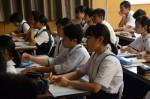 令和元年度体験入学<那珂川中学校・天拝中学校・二日市中学校>【80】