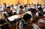 令和元年度体験入学<那珂川中学校・天拝中学校・二日市中学校>【83】