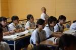 令和元年度体験入学<那珂川中学校・天拝中学校・二日市中学校>【84】
