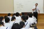 令和元年度体験入学<那珂川中学校・天拝中学校・二日市中学校>【88】