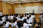 令和元年度体験入学<那珂川中学校・天拝中学校・二日市中学校>【89】